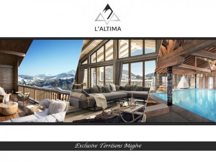 Luxury Apartment for sale MEGEVE, 110 m², 4 Bedrooms, € 1 040 400