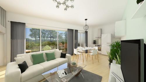 Appartement de luxe à vendre PARIS 18E, 96 m², 4 Chambres, 1390000€