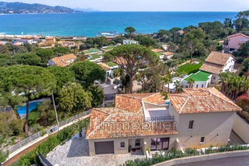 Luxury House for rent SAINTE MAXIME, 170 m², 4 Bedrooms,