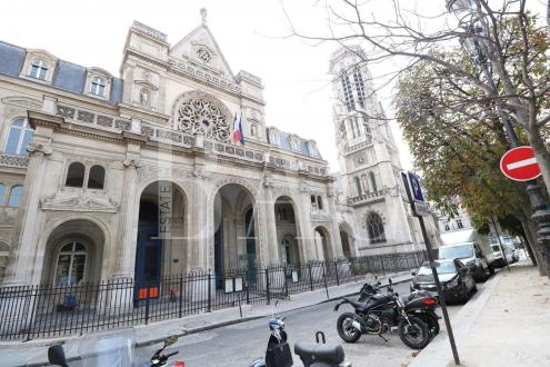 Квартира класса люкс на продажу  Париж 1ый, 71 м², 2 Спальни, 1280000€