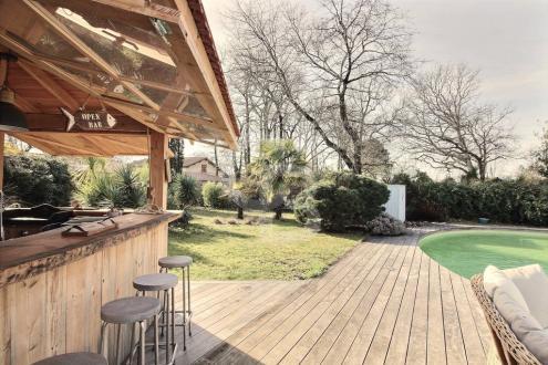 Luxus-Haus zu verkaufen GUJAN MESTRAS, 160 m², 4 Schlafzimmer, 899000€