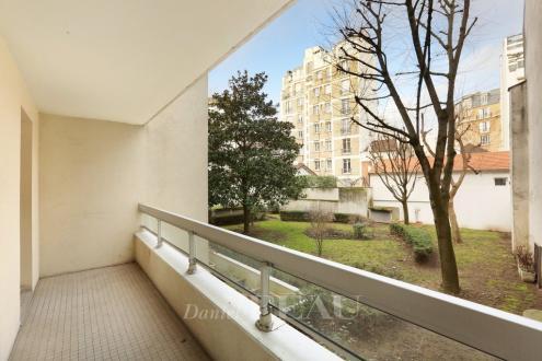 Luxus-Wohnung zu vermieten PARIS 16E, 90 m², 3 Schlafzimmer, 2755€/monat