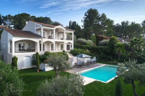 Villa de luxe à vendre MOUGINS, 298 m², 5 Chambres, 1950000€