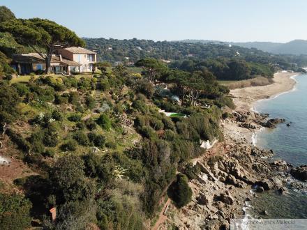 Propriété de luxe à vendre LA CROIX VALMER, 270 m², 4 Chambres