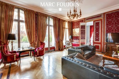 Hôtel particulier de luxe à vendre PARIS 16E, 332 m², 5 Chambres, 6800000€