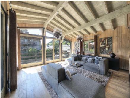 Luxury Chalet for rent MEGEVE, 340 m², 5 Bedrooms,