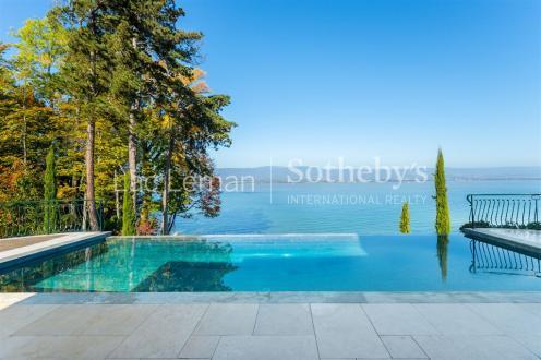 Luxus-Liegenschaft zu verkaufen CHENS SUR LEMAN, 1361 m², 8 Schlafzimmer, 27000000€