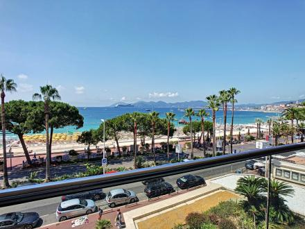Appartement de luxe à vendre CANNES, 66 m², 2 Chambres, 2180000€