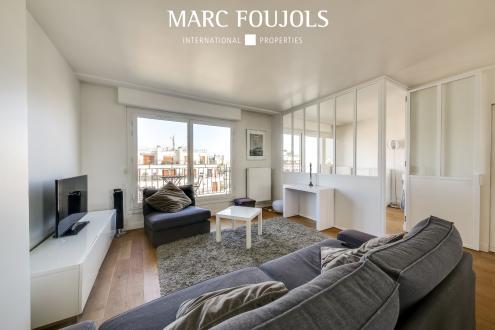 Appartement de luxe à louer PARIS 16E, 49 m², 1 Chambres, 2960€/mois