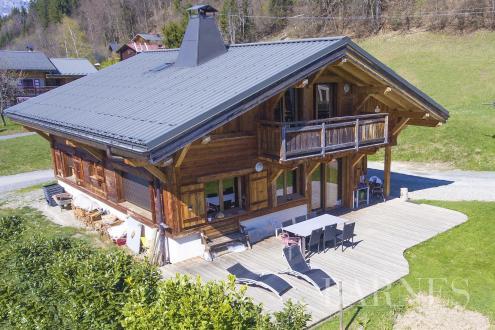 Luxus-Chalet zu verkaufen SAINT GERVAIS LES BAINS, 175 m², 4 Schlafzimmer, 1295000€