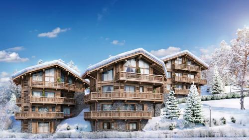 Casale di lusso in vendita COURCHEVEL, 322 m², 5 Camere, 5280000€