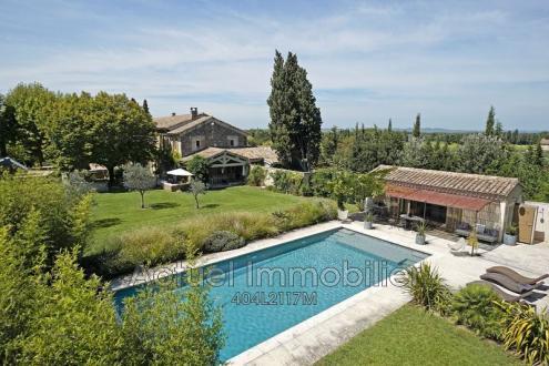 Casa di lusso in affito SAINT REMY DE PROVENCE, 450 m², 6 Camere,