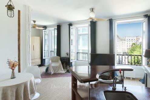 Luxus-Wohnung zu verkaufen PARIS 1ER, 33 m², 1 Schlafzimmer, 790000€
