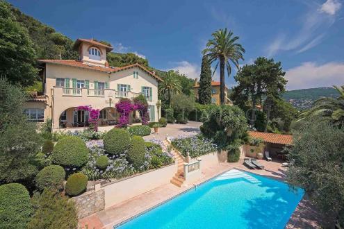 Villa de luxe à vendre GRASSE, 272 m², 5 Chambres, 1990000€