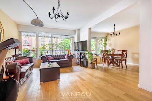 Appartement de luxe à vendre PARIS 13E, 109 m², 3 Chambres, 1197000€