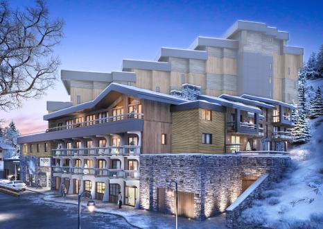 Appartement neuf de luxe à vendre COURCHEVEL, 48 m², 625000€