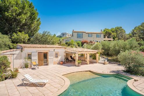 Maison de luxe à vendre LES BAUX DE PROVENCE, 240 m², 4 Chambres, 1780000€