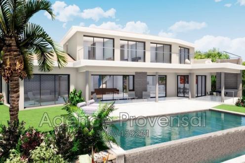Villa de luxe à vendre SAINTE MAXIME, 300 m², 5 Chambres, 3570000€