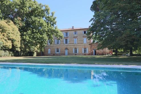 Château / Manoir de luxe à vendre TOULOUSE, 850 m², 10 Chambres, 1575000€