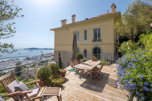 Luxus-Wohnung zu verkaufen BEAULIEU SUR MER, 216 m², 3 Schlafzimmer, 3200000€