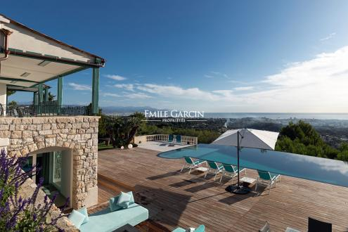Maison de luxe à louer LE GOLFE JUAN, 550 m², 8 Chambres,