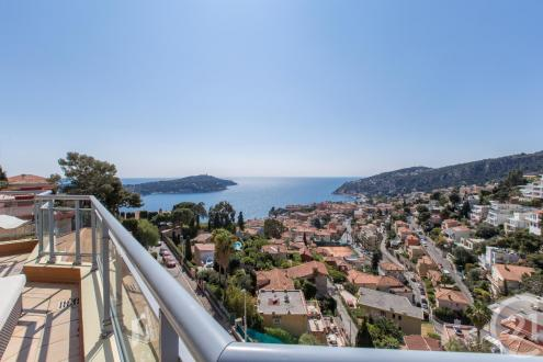 Luxus-Wohnung zu verkaufen VILLEFRANCHE SUR MER, 203 m², 4 Schlafzimmer, 3700000€