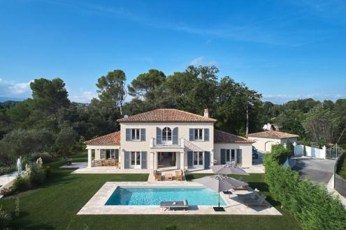 Luxury House for rent MOUGINS, 380 m², 5 Bedrooms,