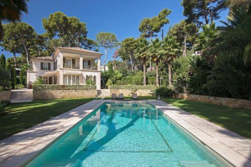 Villa de luxe à vendre CAP D'ANTIBES, 379 m², 5 Chambres, 5500000€