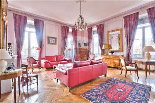 Квартира класса люкс на продажу  Лион, 257 м², 6 Спальни, 1350000€