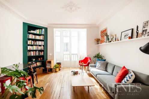 Appartement de luxe à vendre PARIS 8E, 55 m², 1 Chambres, 750000€