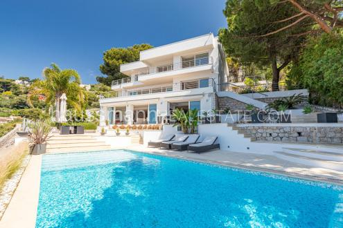 Luxus-Haus zu vermieten VILLEFRANCHE SUR MER, 470 m², 5 Schlafzimmer,