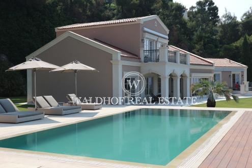 Villa de luxe à vendre ROQUEBRUNE CAP MARTIN, 400 m², 5 Chambres