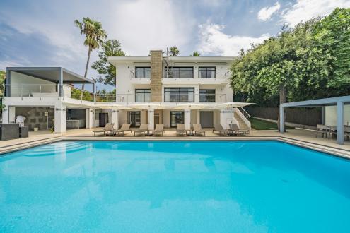 Luxus-Haus zu vermieten CAP D'ANTIBES, 300 m², 7 Schlafzimmer,
