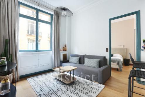 Appartement de luxe à louer PARIS 16E, 45 m², 1 Chambres, 1850€/mois