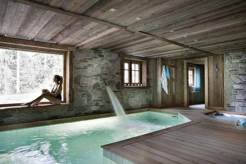 Luxury Chalet for rent MEGEVE, 800 m², 6 Bedrooms,