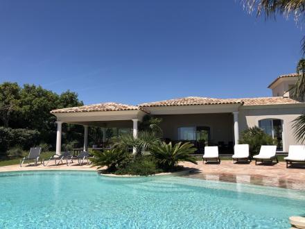 Maison de luxe à louer SAINTE MAXIME, 640 m², 6 Chambres,