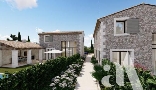 Luxus-Villa zu verkaufen EYGALIERES, 1 Schlafzimmer, 945000€