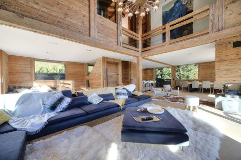 Casale di lusso in affito SAINT GERVAIS LES BAINS, 430 m², 5 Camere,