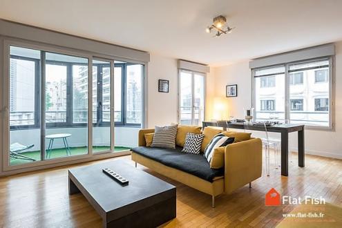 Appartement de luxe à louer LYON, 91 m², 3 Chambres, 2135€/mois