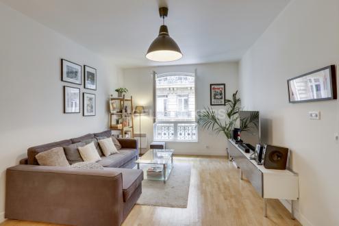 Appartement de luxe à vendre PARIS 8E, 56 m², 1 Chambres, 725000€