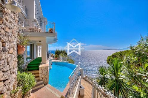 Вилла класса люкс на продажу  Ницца, 320 м², 6 Спальни, 7500000€