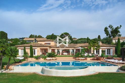 Villa de luxe à vendre RAMATUELLE, 420 m², 6 Chambres, 11800000€