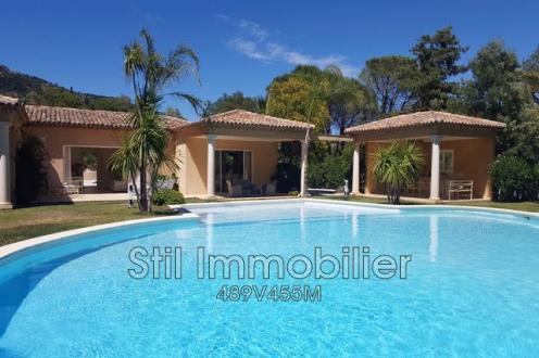 Villa de luxe à vendre PLAN DE LA TOUR, 230 m², 5 Chambres, 1449000€