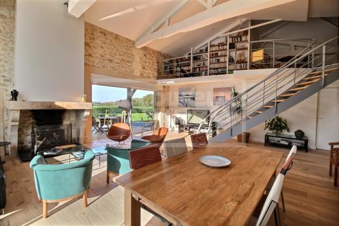 Maison de luxe à vendre BORDEAUX, 368 m², 6 Chambres, 1180000€