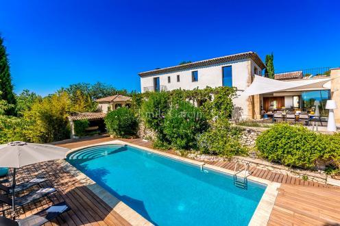 Maison de luxe à louer AIX EN PROVENCE, 400 m², 6 Chambres,