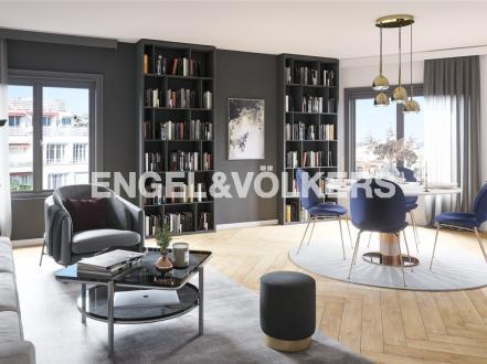Luxus-Wohnung zu verkaufen Nizza, 84 m², 3 Schlafzimmer, 580000€