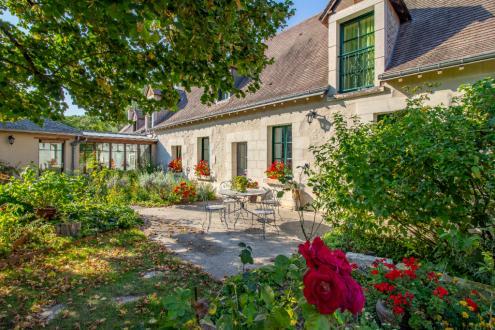 Maison de luxe à vendre CHEDIGNY, 592 m², 12 Chambres, 1245000€