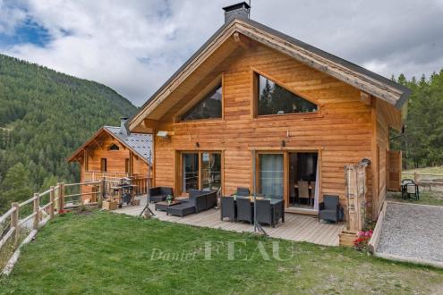 Luxus-Chalet zu verkaufen VARS, 215 m², 4 Schlafzimmer, 670000€