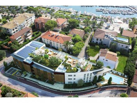 Luxus-Wohnung zu verkaufen SAINT JEAN CAP FERRAT, 138 m², 1 Schlafzimmer, 1065000€
