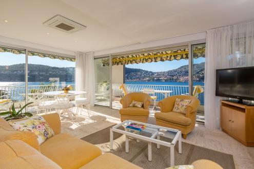 Luxus-Wohnung zu verkaufen SAINT JEAN CAP FERRAT, 96 m², 2 Schlafzimmer, 1850000€